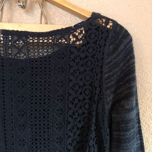 HOLLISTER Lace Back Top